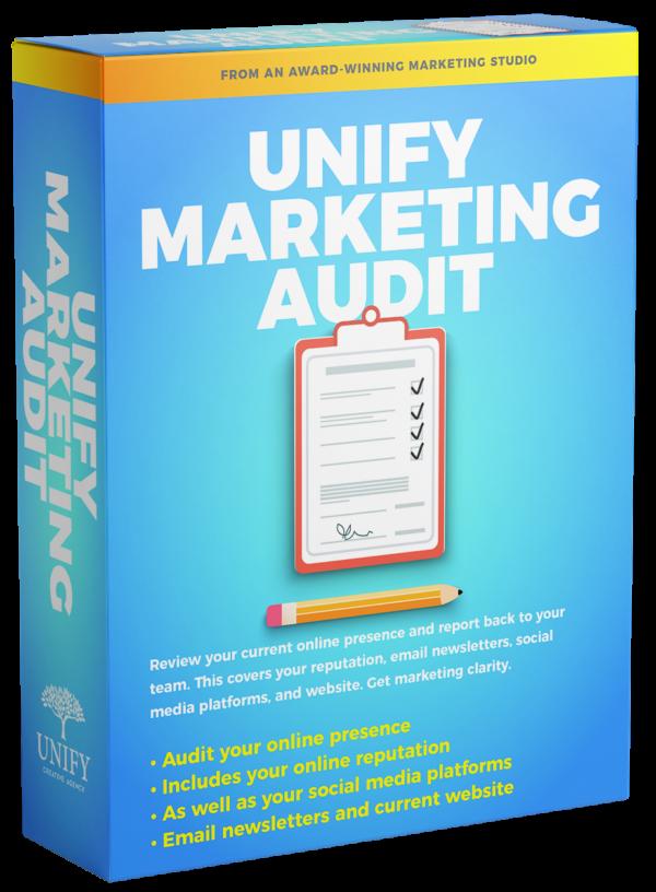 Unify Marketing Audit